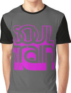 SOUL TRAIN (PURPLE) Graphic T-Shirt