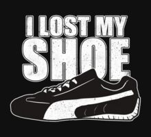 I lost my shoe One Piece - Long Sleeve