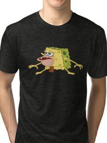 spongebob Tri-blend T-Shirt