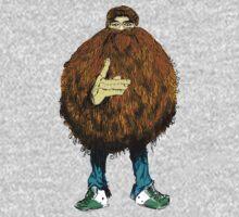 Full Beard Dude by danielkzhz