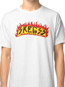 Skegss Fire Logo Classic T-Shirt