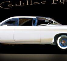1959 Cadillac Custom Eldorado Sticker
