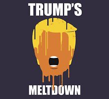 Donald Trump's Meltdown Unisex T-Shirt