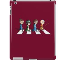Avatar Road iPad Case/Skin