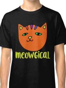 MEOWgical kitty cat Classic T-Shirt