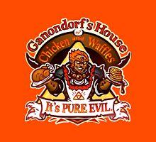 Ganondorf's House of Chicken and Waffles Unisex T-Shirt