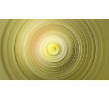 Gold Swirl Photographic Print