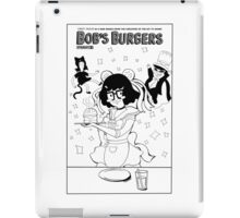 Sailor Tina iPad Case/Skin