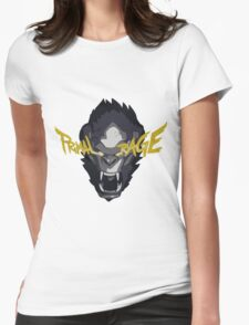 Primal Rage Womens Fitted T-Shirt