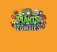 The Fun Game Plants vs Zombies Unisex T-Shirt