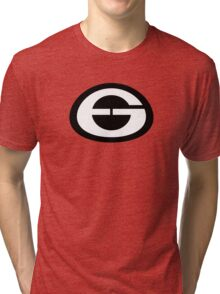 Vintage Elastigirl Logo Tri-blend T-Shirt
