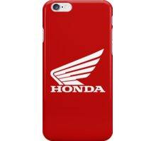 HONDA BEST LOGO iPhone Case/Skin
