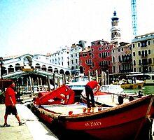venetian sky by tinncity