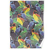 Birds Birds Birds Poster