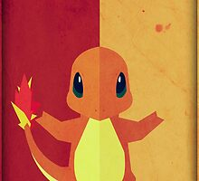 Pokemon - Charmander #004 by yaz17