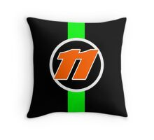 Perez 11 Throw Pillow