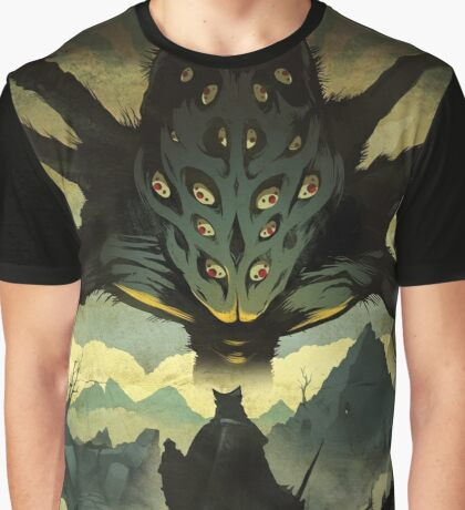AMYGDALA THE NIGHTMARE FRONTIER Graphic T-Shirt