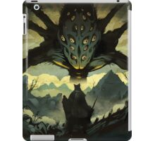 AMYGDALA THE NIGHTMARE FRONTIER iPad Case/Skin