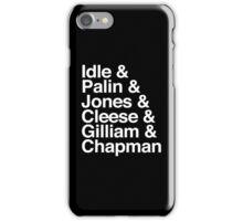 Monty Python Super-fan iPhone Case/Skin