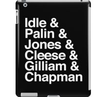 Monty Python Super-fan iPad Case/Skin