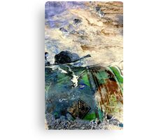 River of Toxic Death Canvas Print