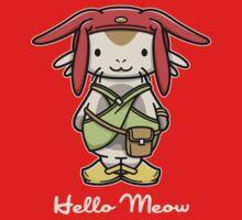 'ello Meow Kids Clothes