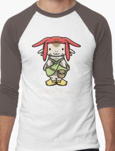 'ello Meow Men's Baseball ¾ T-Shirt