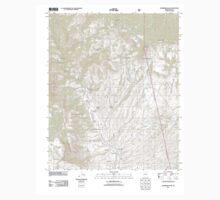 USGS TOPO Map Arizona AZ Sombrero Peak 20111114 TM Baby Tee
