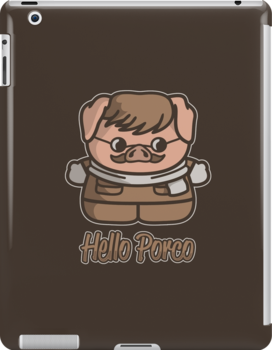 Hello Porco by Adho1982