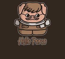 Hello Porco Unisex T-Shirt