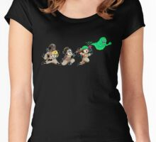 Slimed Women's Fitted Scoop T-Shirt