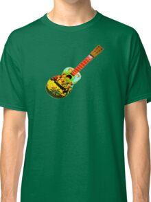 angled guitar Classic T-Shirt