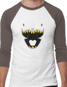 Dino Charge Green Power Ranger / Kyoryu Green Men's Baseball ¾ T-Shirt