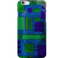 seltzer bottle study 1.1 iPhone Case/Skin