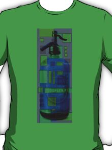 seltzer bottle study 1.1 T-Shirt