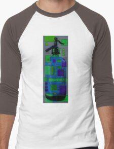seltzer bottle study 1.1 Men's Baseball ¾ T-Shirt