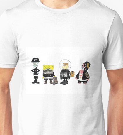 Streetbob Squarepants Unisex T-Shirt
