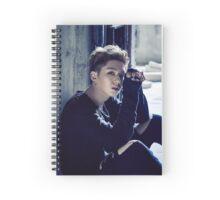 monsta x kihyun stuck Spiral Notebook