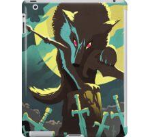Sif the Great Grey Wolf iPad Case/Skin