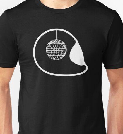 Disco Helmet Unisex T-Shirt