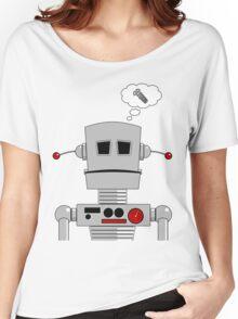 Robot Screw Women's Relaxed Fit T-Shirt