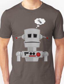 Robot Screw Unisex T-Shirt