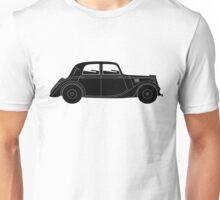 Coupe - vintage model of car Unisex T-Shirt