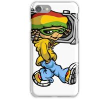 Reggae boy iPhone Case/Skin