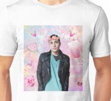 Cute Frank Iero Unisex T-Shirt