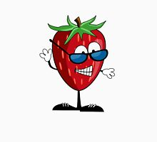 Cool Strawberry Character Unisex T-Shirt