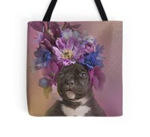 Flower Power, Gypsy Tote Bag