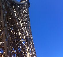 Eiffel Tower Picture by Nutria