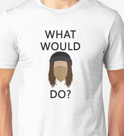 TWD - What Would Jesus Do? Unisex T-Shirt