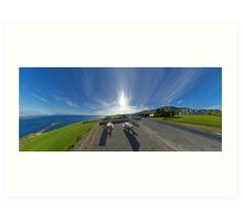 Donegal Bay - Panorama Art Print